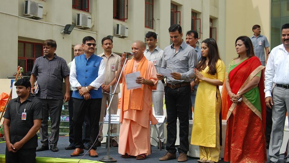 Akshay Kumar,actor Akshay Kumar,Toilet anthem,Toilet Ka Jugaad,Swachh Bharat campaign,Narendra Modi,PM Narendra Modi