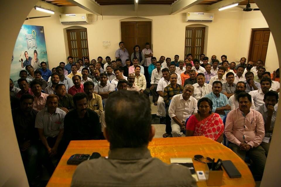 Kamal Haasan,actor Kamal Haasan,Kamal Haasan meets fans,Kamal Haasan political plunge,kamal haasan politics,kamal haasan in politics