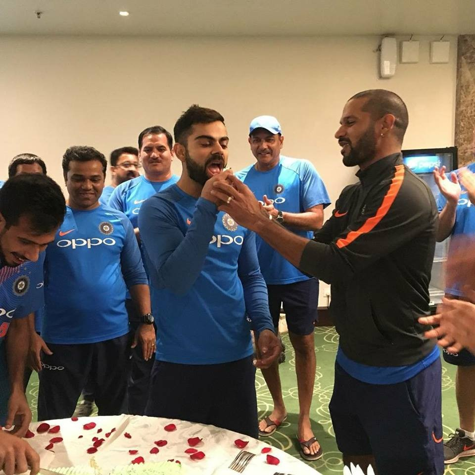 Virat Kohli,Virat Kohli birthday,Virat Kohli birthday celebration,Virat Kohli 29th birthday celebration,Virat Kohli birthday celebration pics,Virat Kohli birthday celebration images,Virat Kohli birthday celebration stills,Virat Kohli birthday celebration