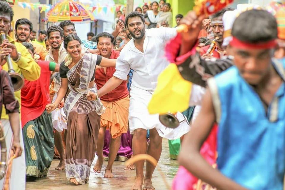 Shanmuga Pandian,Samuthirakani,Madura Veeran stills,Madura Veeran pics,Madura Veeran images,Madura Veeran pictures,Madura Veeran photos