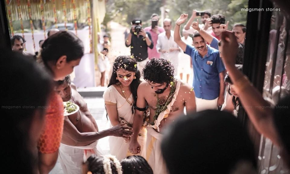 Neeraj Madhav,Neeraj Madhav marriage,Neeraj Madhav wedding,Neeraj Madhav weds Deepthi,Neeraj Madhav and Deepthi,Neeraj Madhav and Deepthi wedding,Neeraj Madhav and Deepthi marriage,Neeraj Madhav and Deepthi marriage pics,Neeraj Madhav and Deepthi marriage