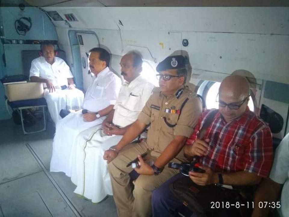 Kerala rains,Kerala floods,Pinarayi Vijayan,CM Pinarayi Vijayan,Ramesh Chennithala,Kerala flood-affected areas