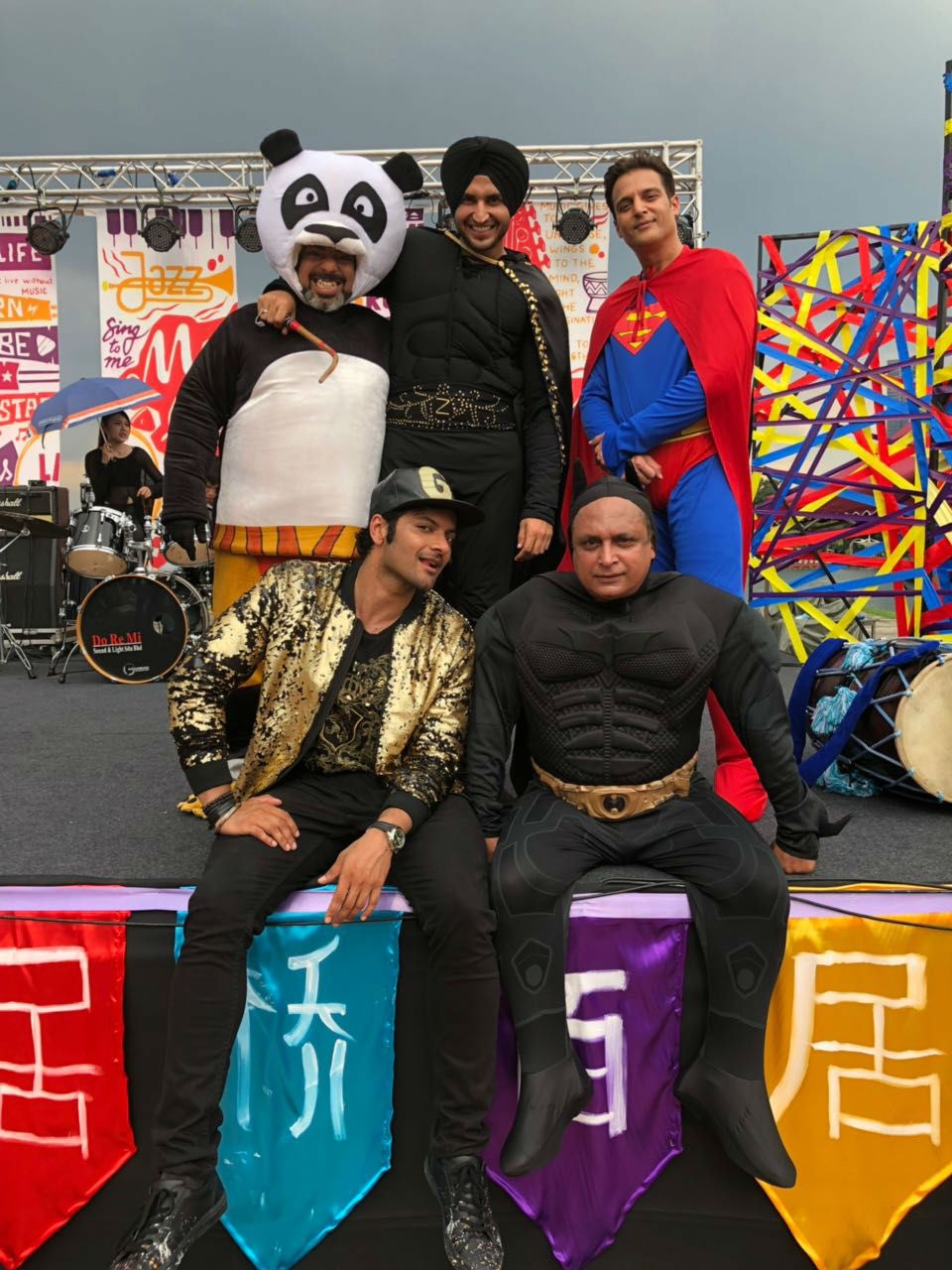Diana Penty,Abhay Deol,Ali Fazal,Jimmy Shergill,Happy Phirr Bhag Jayegi,Sonakshi Sinha,Superhero madness