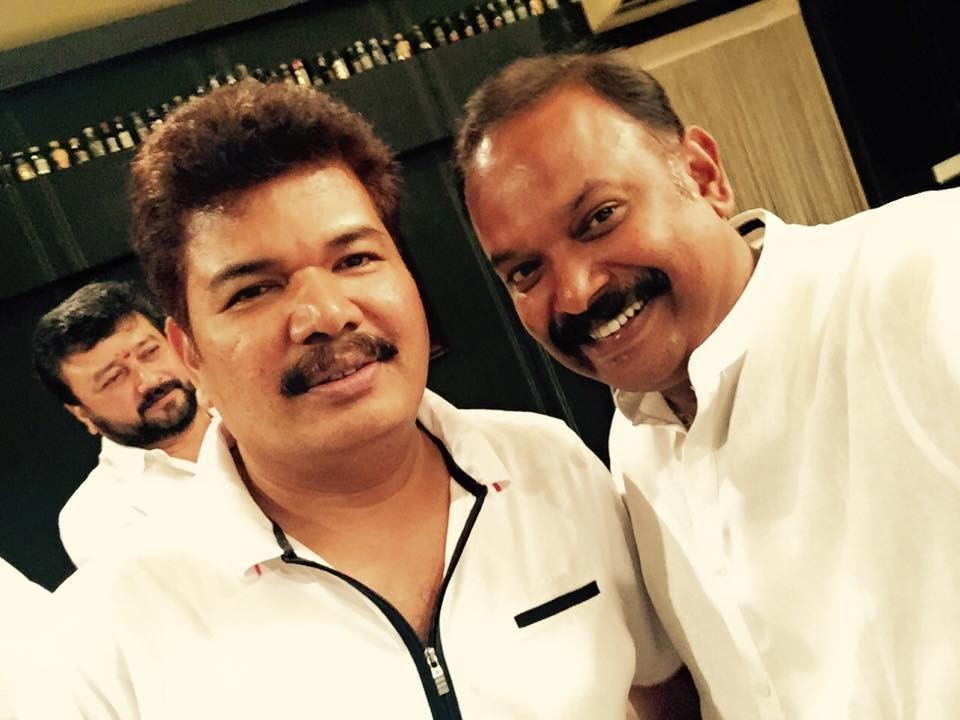Shankar and Venkat Prabhu
