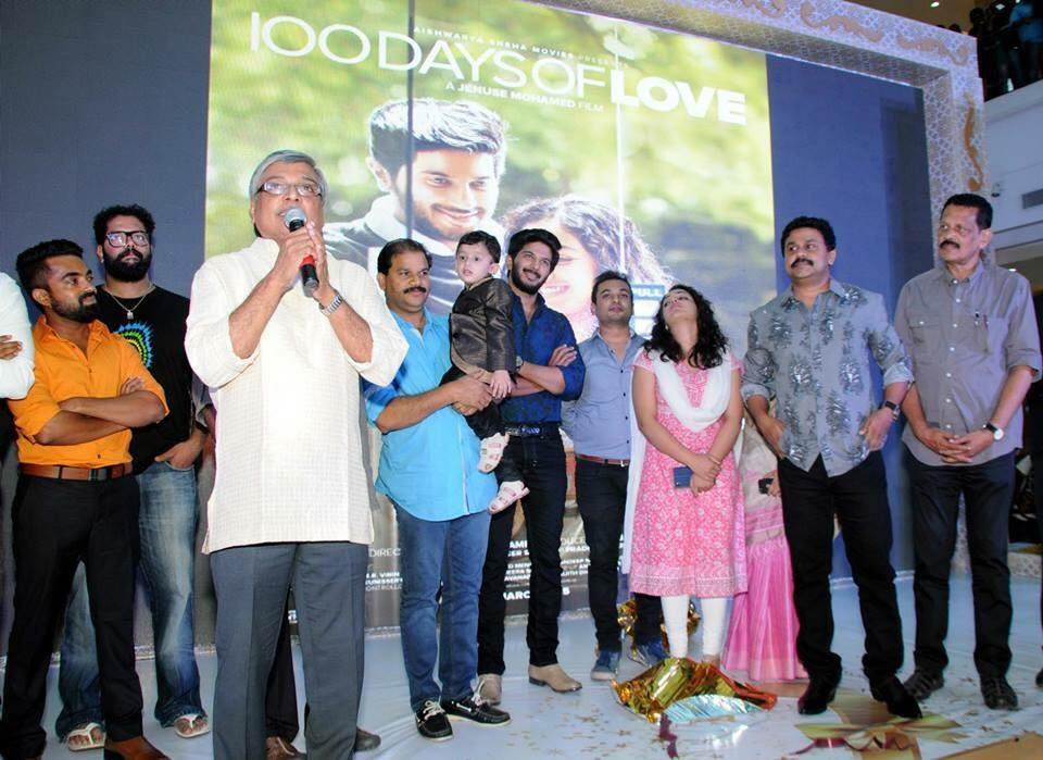 '100 Days of Love' Audio Launch in Kochi
