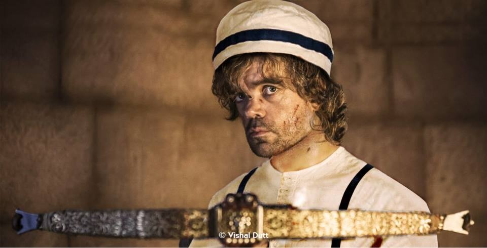 Tyrion Lannistera of 'Game of Thrones'