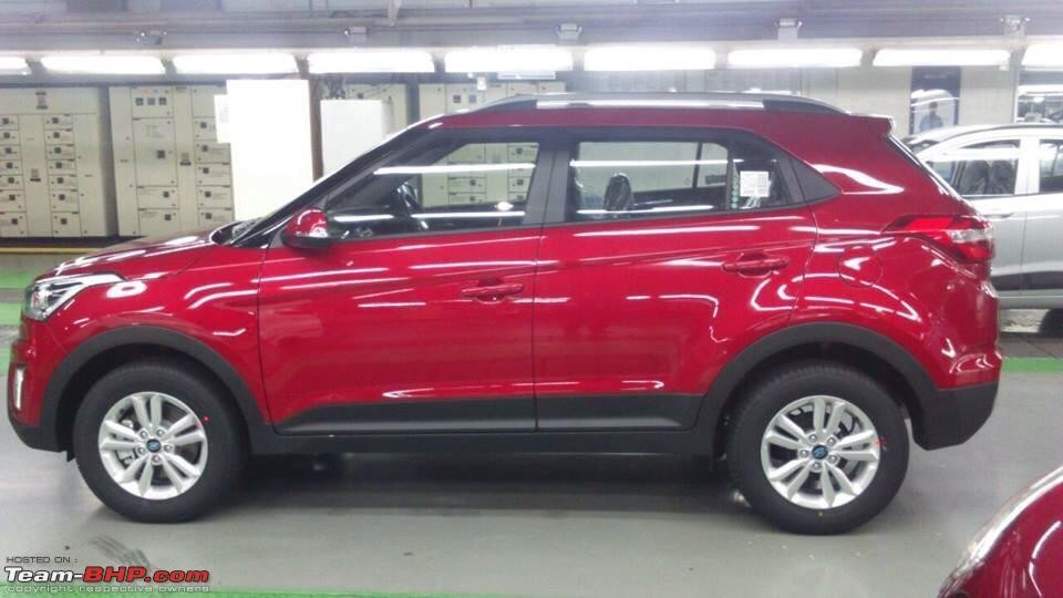 Hyundai Creta Completely Revealed