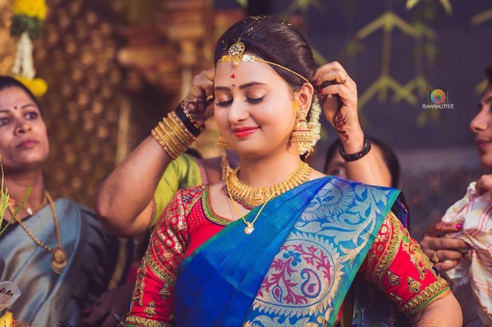 Amulya Weds Jagadish