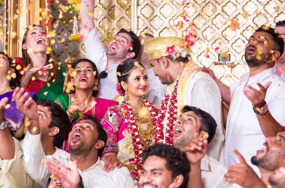 Amulya Marries Jagadish