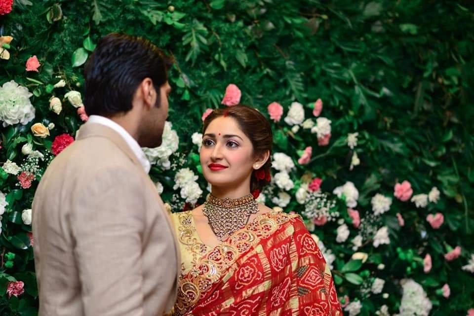 Arya-Sayeshaa (Sayesha) Wedding Reception
