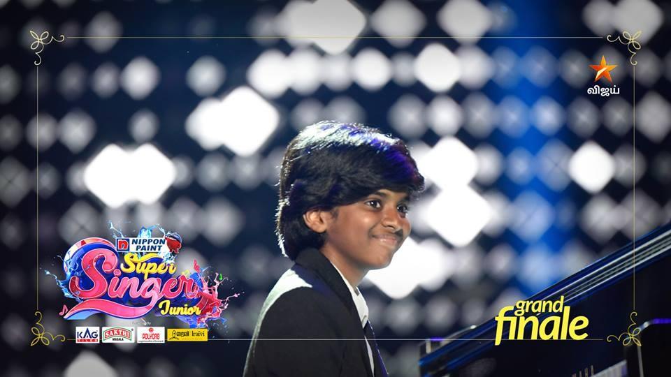 Super Singer Junior 6 winner: Hrithik emerges victorious