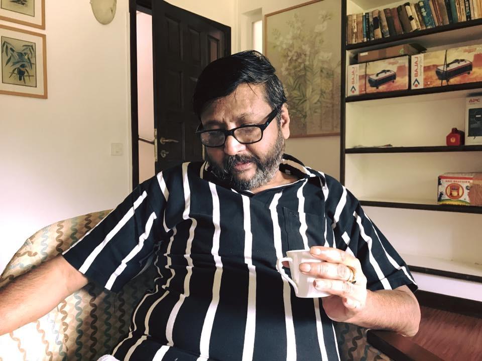 Bigg Boss Kannada 7: Contestant 3: Ravi Belagere