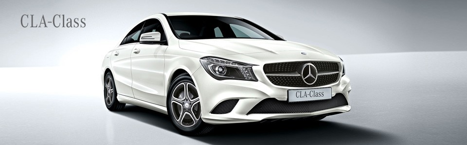 Mercedes-Benz CLA-Class Makes India Debut at 31.50 Lakh