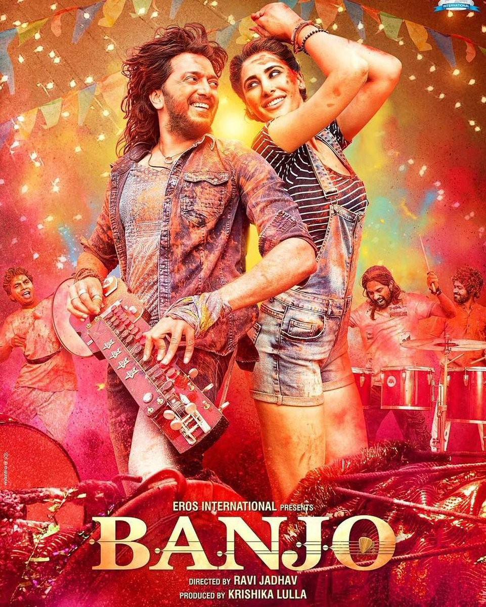 Banjo first look,Riteish Deshmukh,Riteish Deshmukh's Banjo first look,Riteish Deshmukh in Banjo,Banjo first look poster,Banjo poster,bollywood movie Banjo,Banjo movie stills,Banjo movie pics,Banjo movie images,Banjo movie photos,Banjo movie pictures