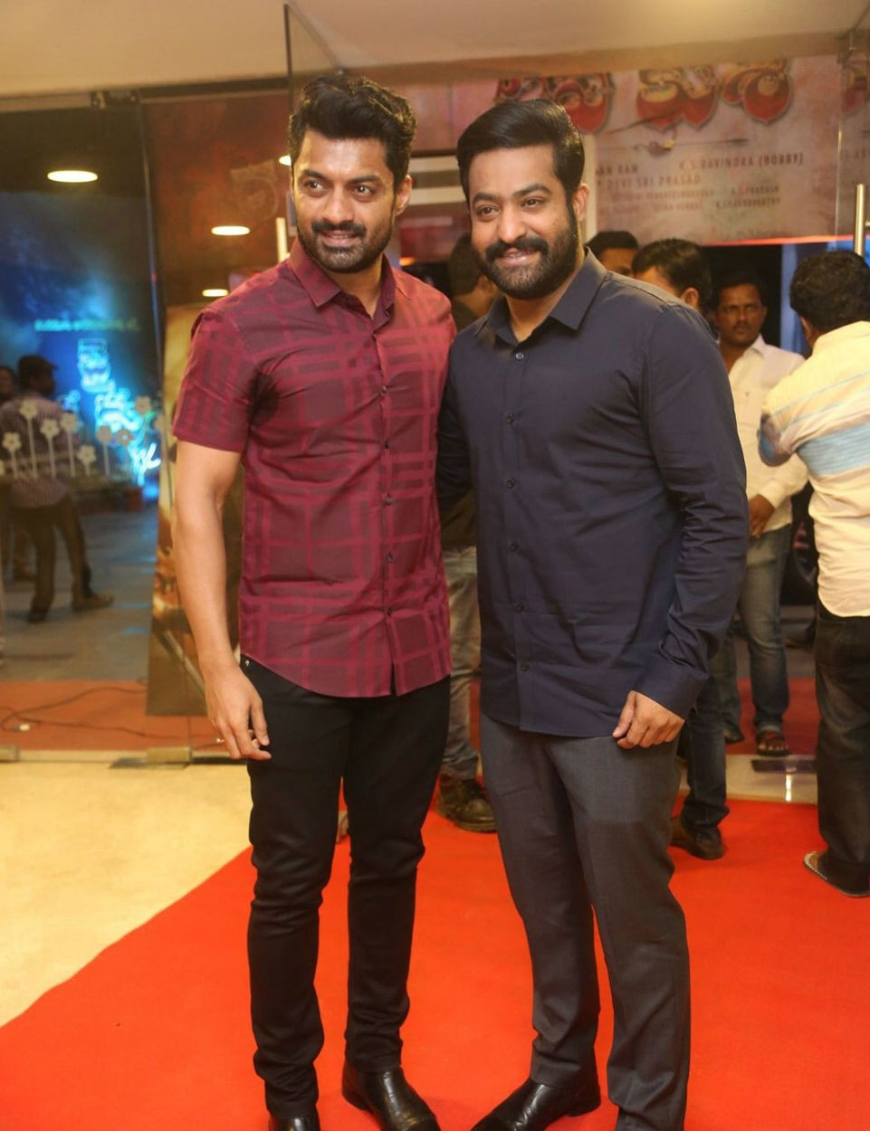 Jr NTR,Raashi Khanna,Nandamuri Kalyan Ram,Jai Lava Kusa audio press meet,Jai Lava Kusa audio,Jai Lava Kusa,Jai Lava Kusa audio launch,Jai Lava Kusa audio launch pics
