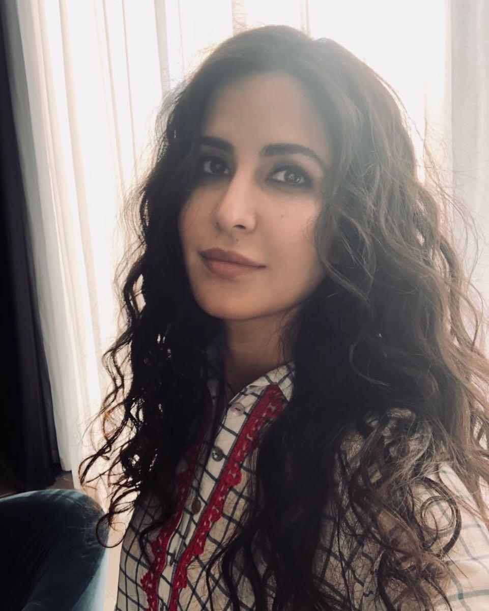 Katrina Kaif,Katrina Kaif in Bharat,Katrina Kaif look in Bharat,Bharat,Bharat first look,Salman Khan,Salman Khan and Katrina Kaif