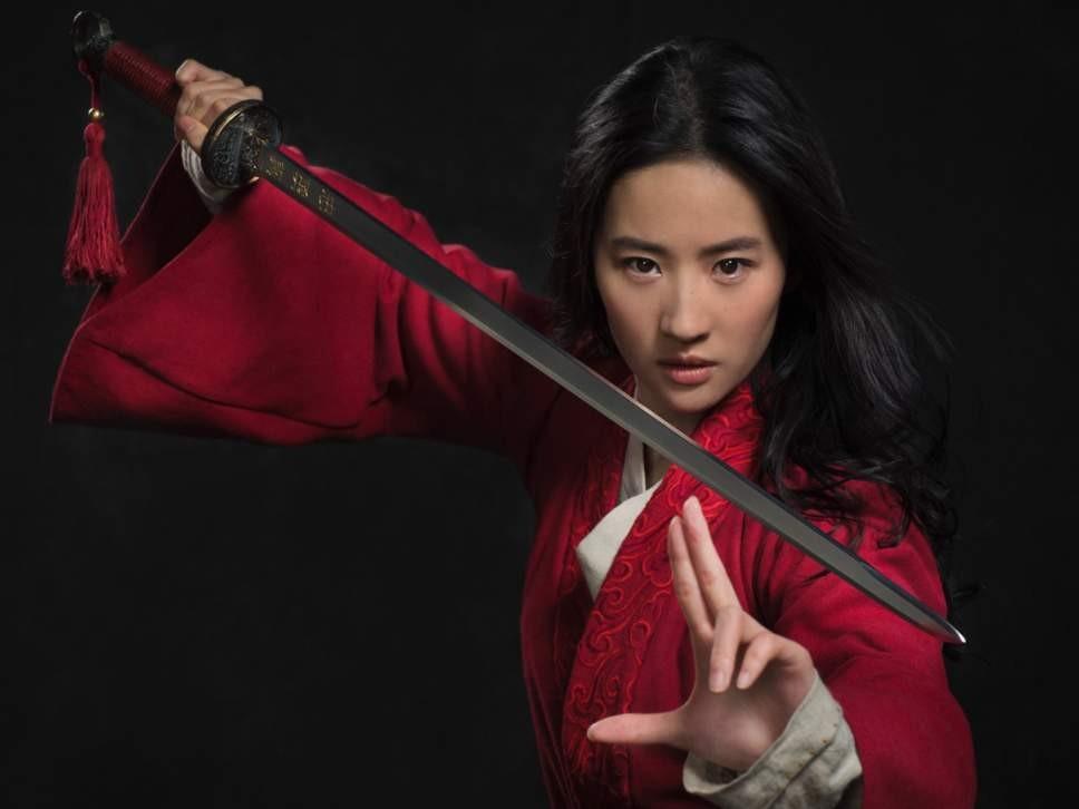 Mulan,Mulan first look,Liu Yifei,Liu Yifei in Mulan,American-Chinese actress Liu Yifei