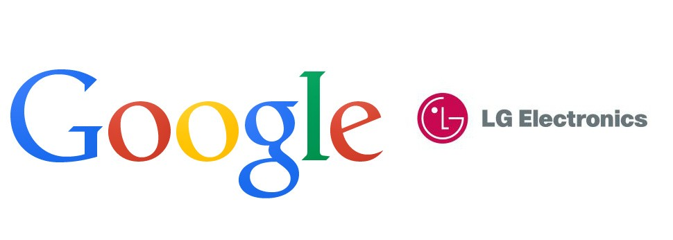 Google signs contract with LG