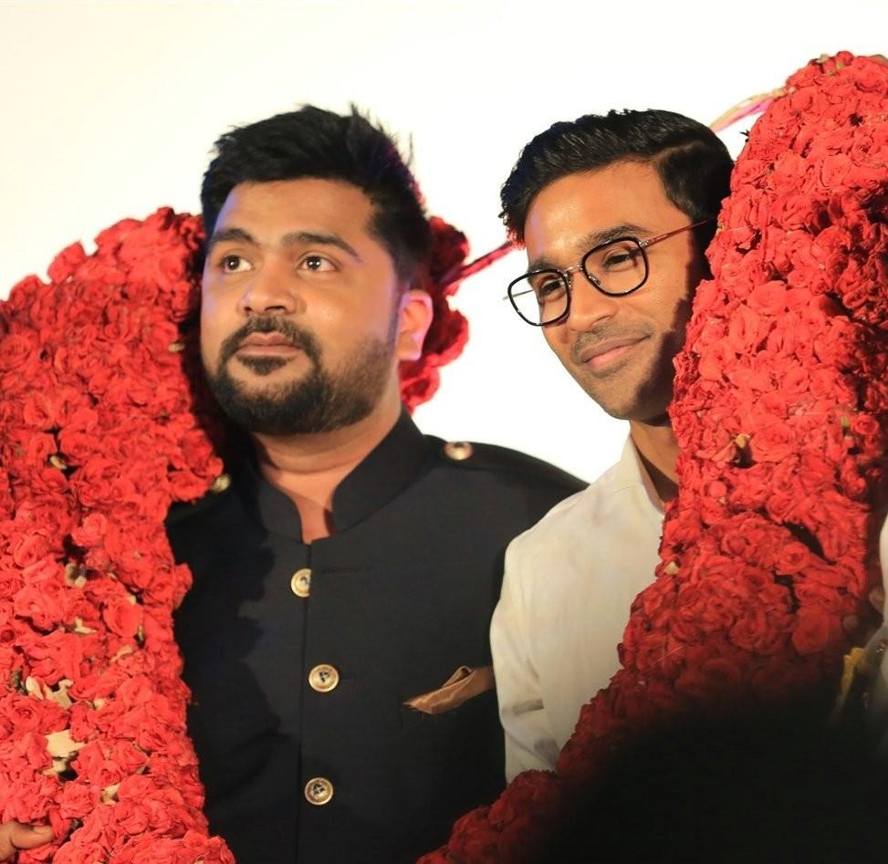 Sakka Podu Podu Raja audio launch,Sakka Podu Podu Raja music launch,Sakka Podu Podu Raja,Simbu,Dhanush,Santhanam
