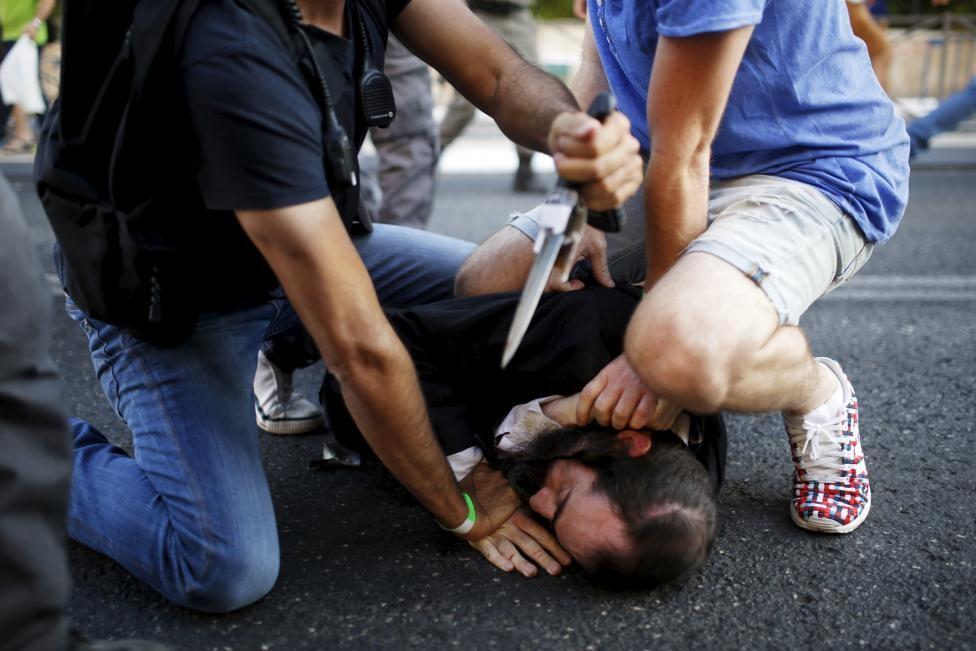 Jerusalem,Gay pride attack,jerusalem violence,Jerusalem stabbing,Jerusalem gay pride attack,Israel,Annual gay pride parade