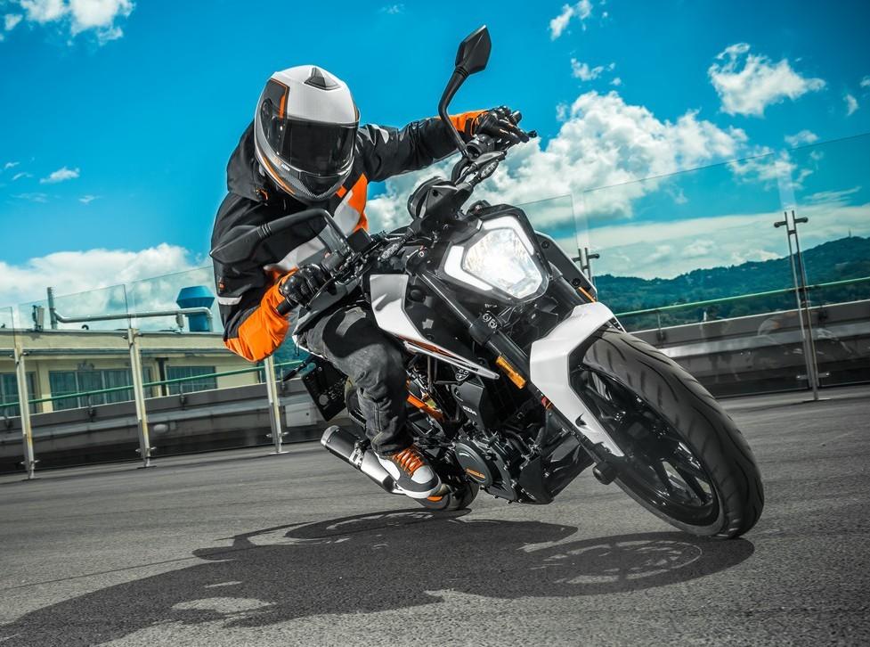 2017 KTM 250 Duke