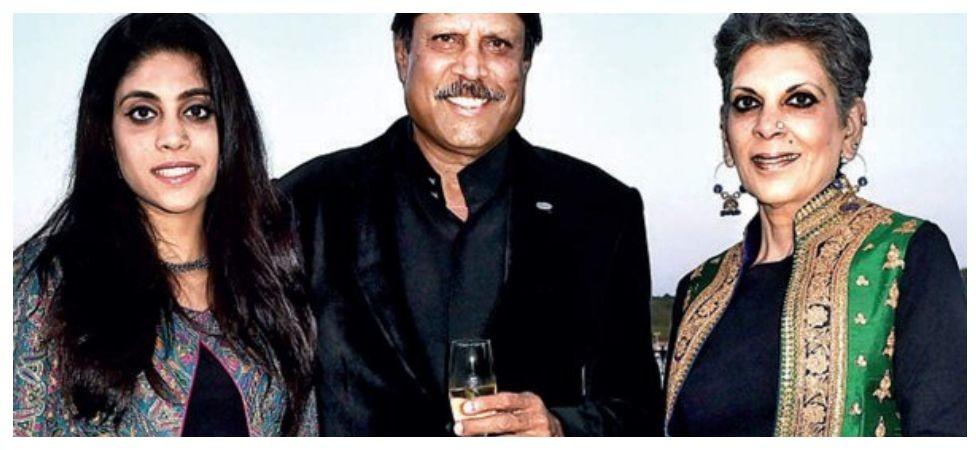 Kapil Dev daughter Amiya