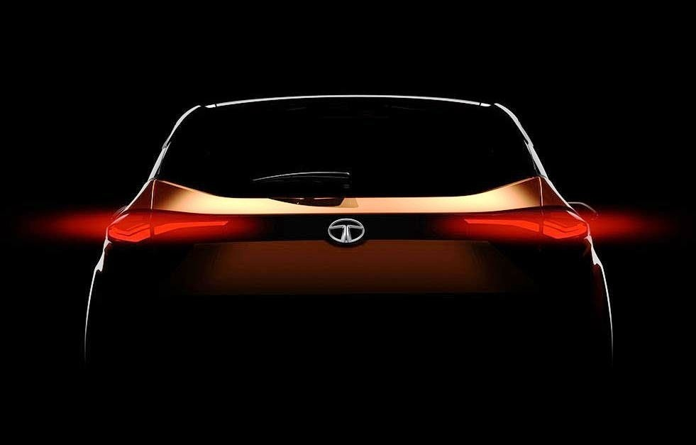 Tata Harrier teaser