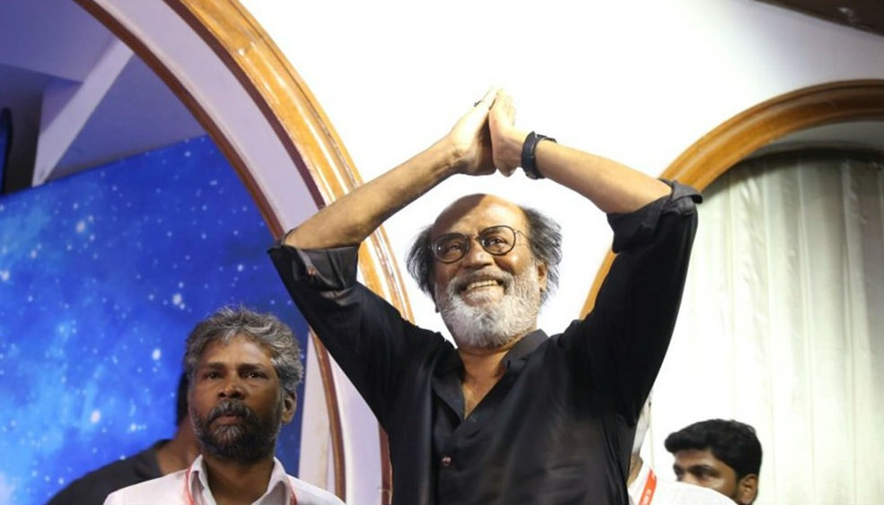 Superstar Rajinikanth,Rajinikanth,Rajinikanth meets his fans,Superstar Rajinikanth meets his fans after 8 years,rajinikanth politics,rajinikanth political plans,Narendra Modi
