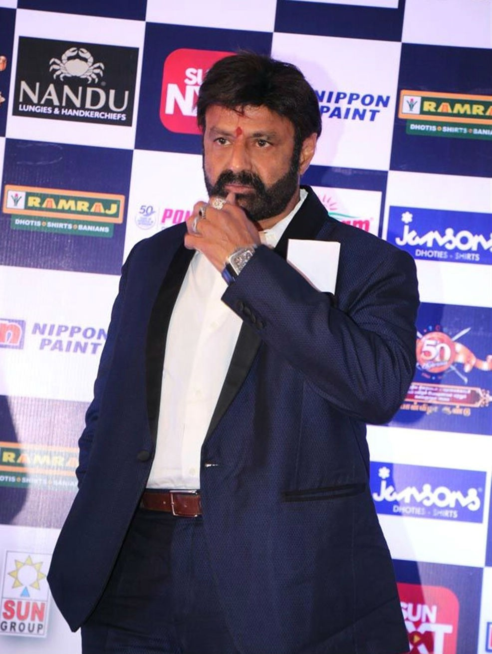 Nandamuri Balakrishna,Balakrishna,Stunt Union Golden Jubilee Celebration,Stunt Union 50th Golden Jubilee Year Celebration,actor Nandamuri Balakrishna