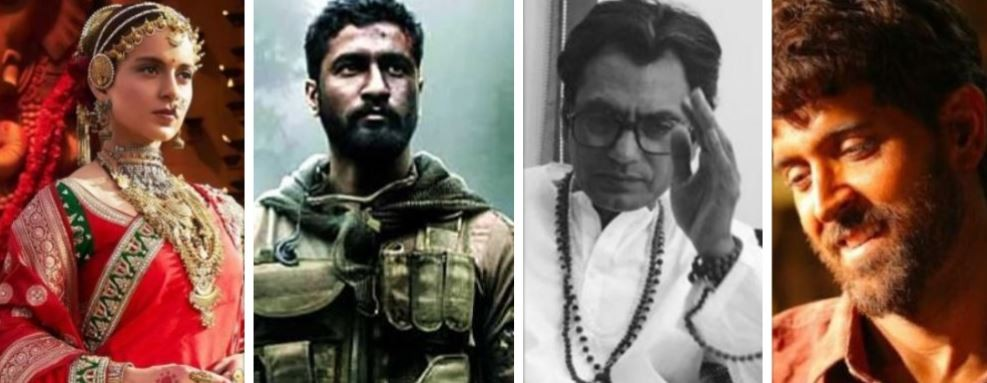Uri, Manikarnika, Thackeray, Super 30