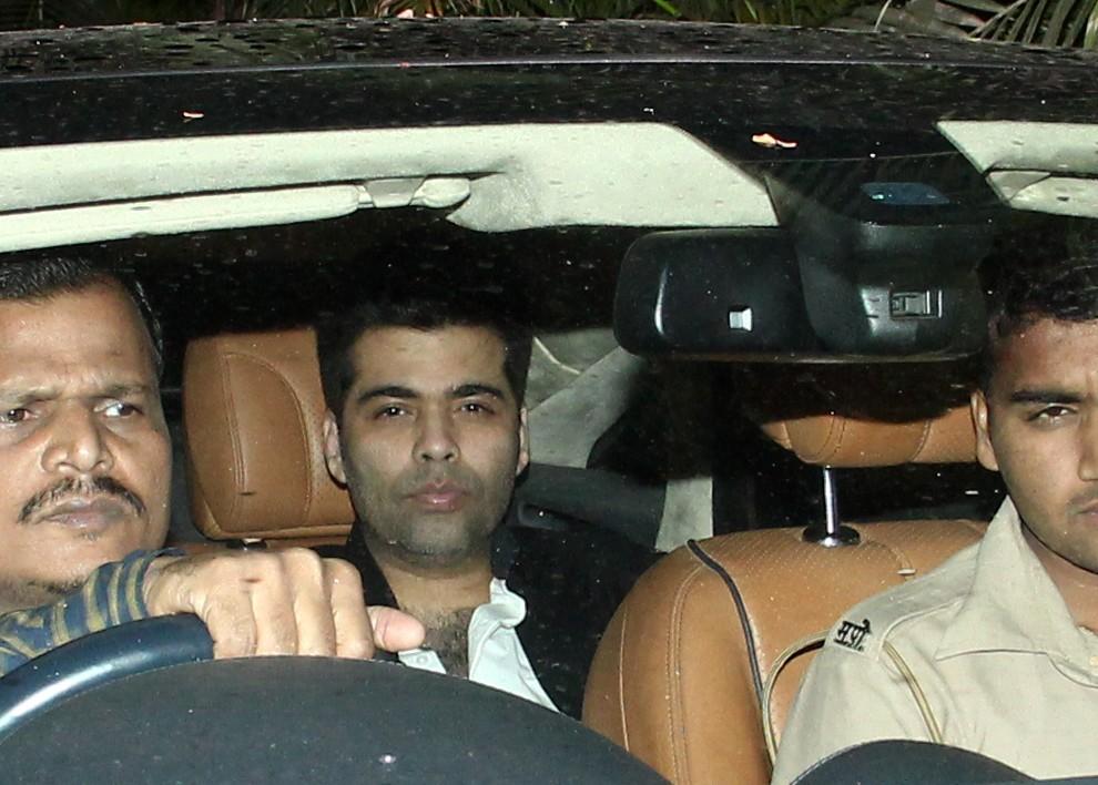Abhishek Bachchan Hosts Party For Newlyweds Naina Bachchan and Kunal Kapoor