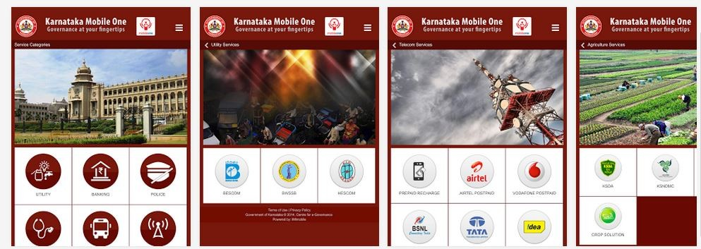 Karnataka Mobile One App Now Available on Google Play, Apple iStore; Brings 4000 Plus Government Services to Citizens' Fingertips