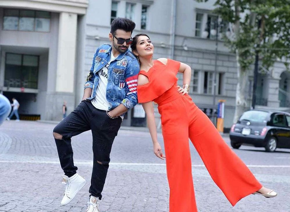 Hyper is an upcoming Telugu movie. The film stars Ram Pothineni and Rashi Khanna in the lead role.