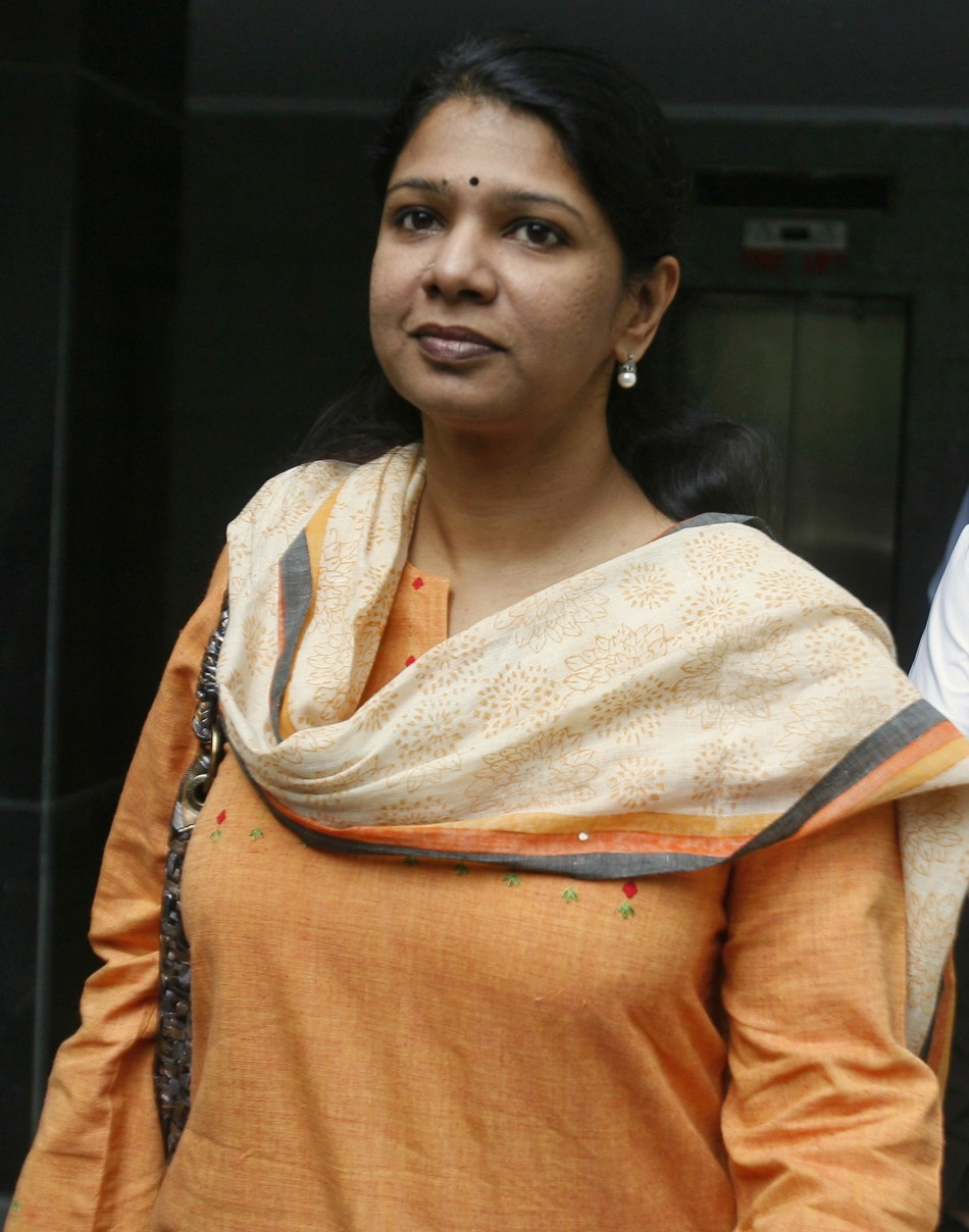 Kanimozhi Denied Bail Goes Back To Jail - Ibtimes India-9729