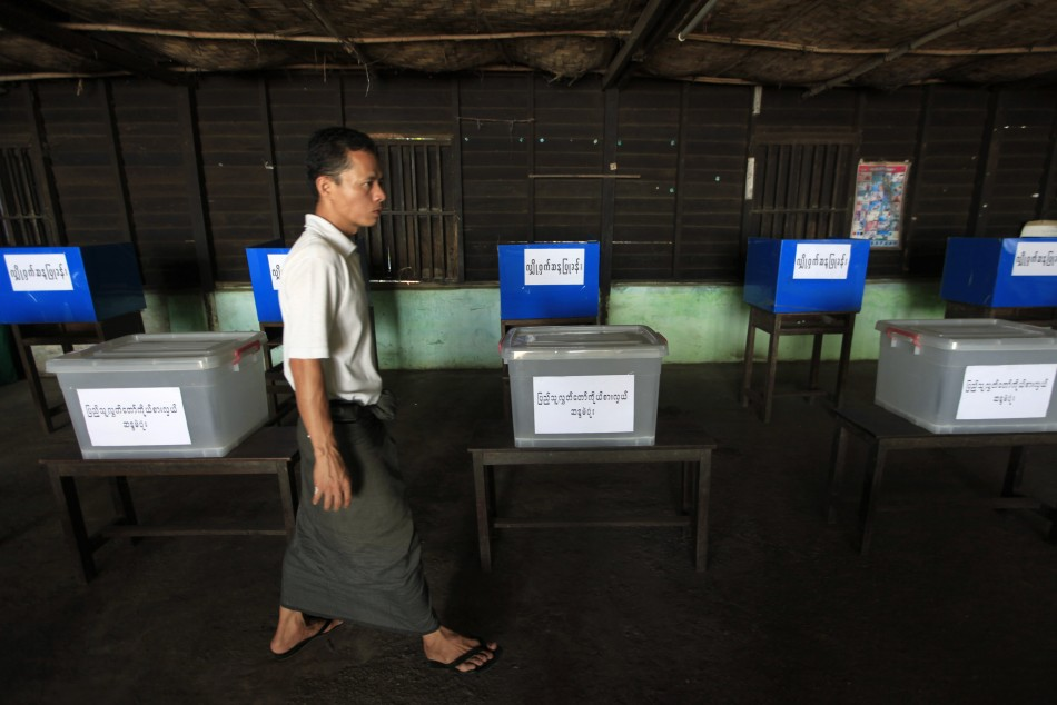 2012 Myanmar by-elections