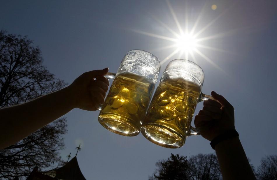 Festival Glass Beer Glasses