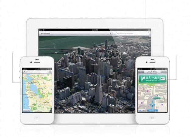 Apple Haritalar'a genel bakış