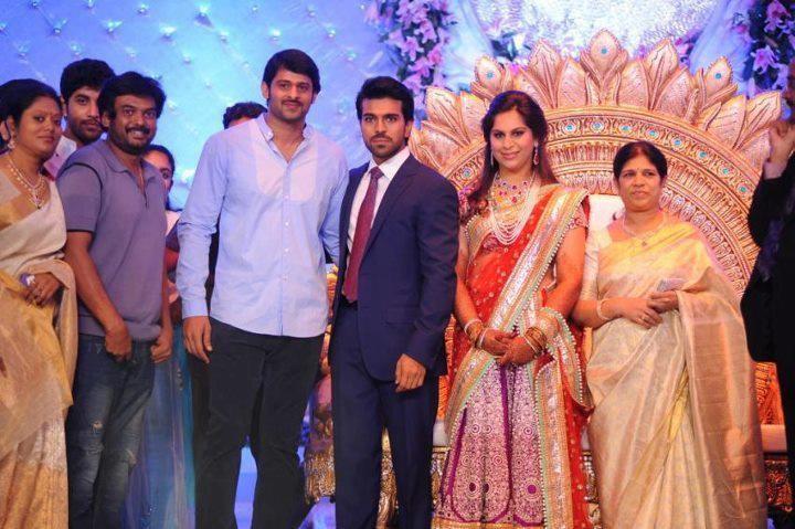 Ram Charan Upasana Wedding Magadheera Star Says Wife