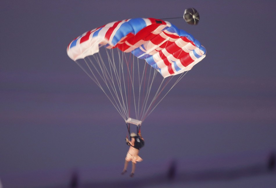Highlight of London Olympics Opening Ceremony in Pictures ...