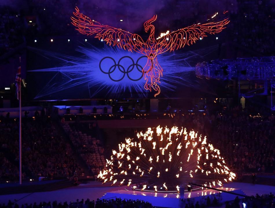 London 2012: Olympics Closing Ceremonies | London olympic