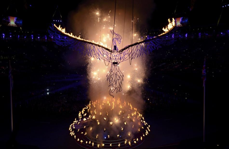 Winter Olympics Closing Ceremony Highlights - sprongo