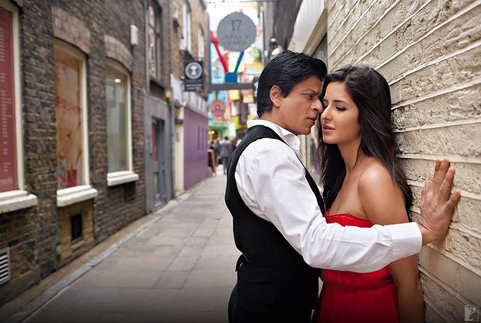 What Was Katrina Kaifs Late Night Visit To Shah Rukh Khan -9487