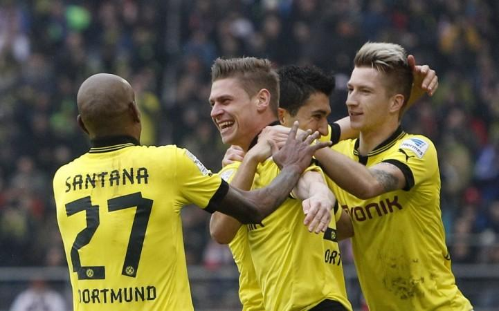 Dortmund Real Madrid Live