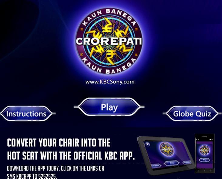 International Auto Show >> Official Kaun Banega Crorepati App Now Available in Apple ...