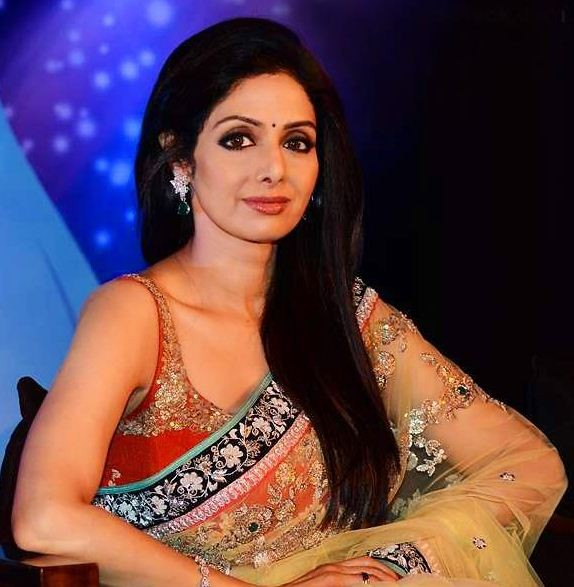 Beautiful Indian Bollywood Actress All Time: Actress Sridevi Impressed By 'Vijay 58' Team's