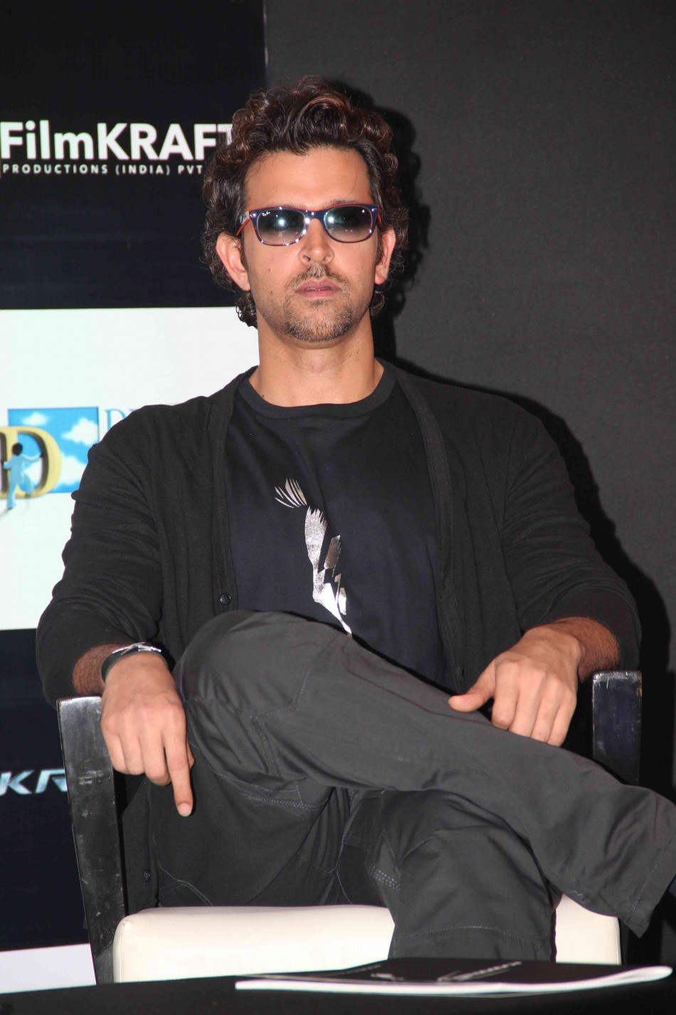 krrish 3': hrithik roshan unveils merchandise of superhero film