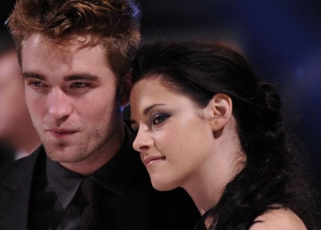 Robert Pattinson-Kristen Stewart Romance in Twilight is