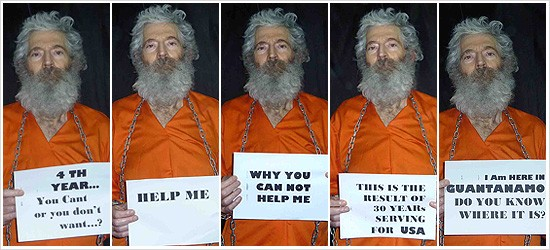Missing American in Iran, Robert Levinson was a CIA Agent ...