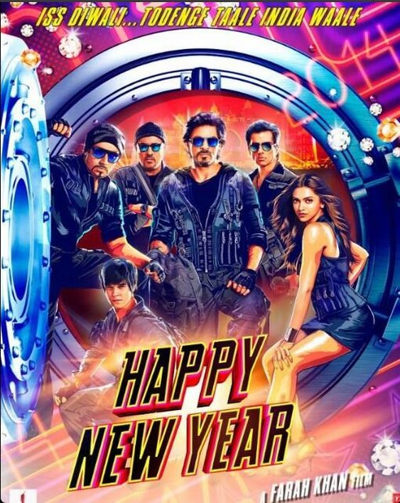 happy new year hny box office collection shah rukh starrer takes a flying start set to shatter all previous records ibtimes india