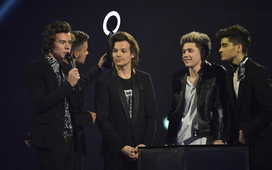 American Music Awards 2014 Winners One Direction Taylor